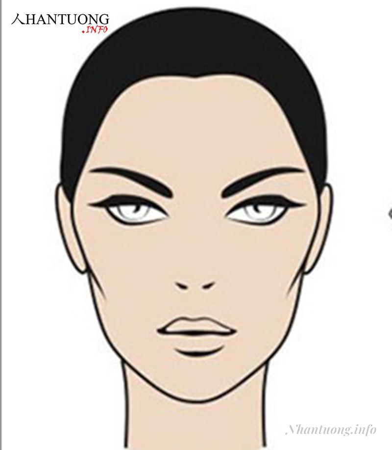 Đặc điểm của phụ nữ có gò má cao má hóp